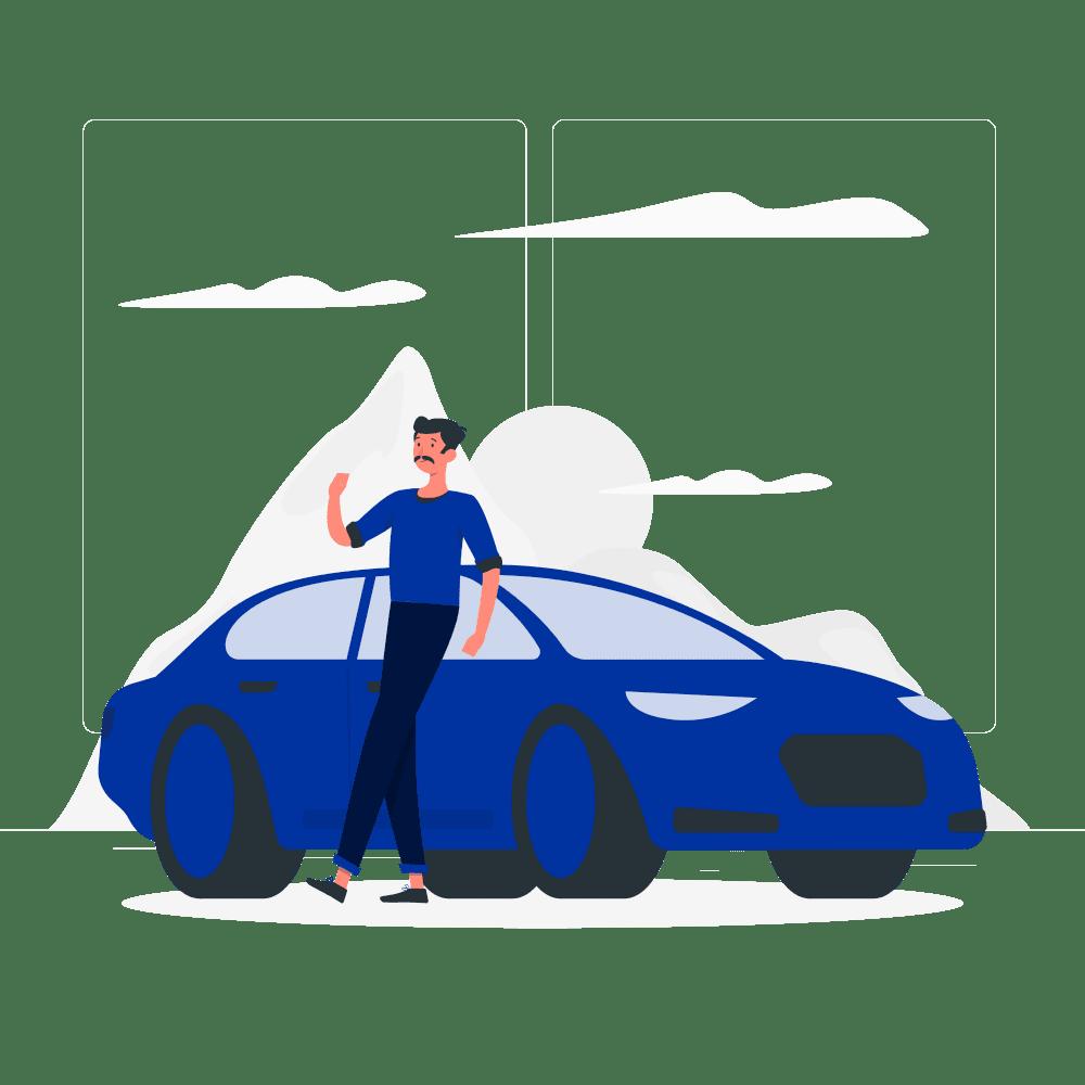 Beneficio Cuidamos tu Auto Seguro por Km Panamá - Seguros SURA