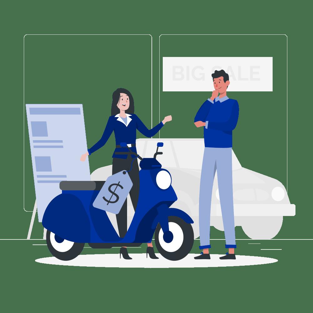 Beneficio Precios Preferenciales Seguro para Motos - Seguros SURA