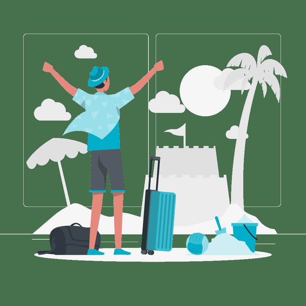 Beneficio Viaja Tranquilo Seguro de Viajes Accidentes Personales - Seguros SURA