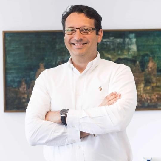 Director Luis Ramos Espinosa - Seguros SURA Panamá